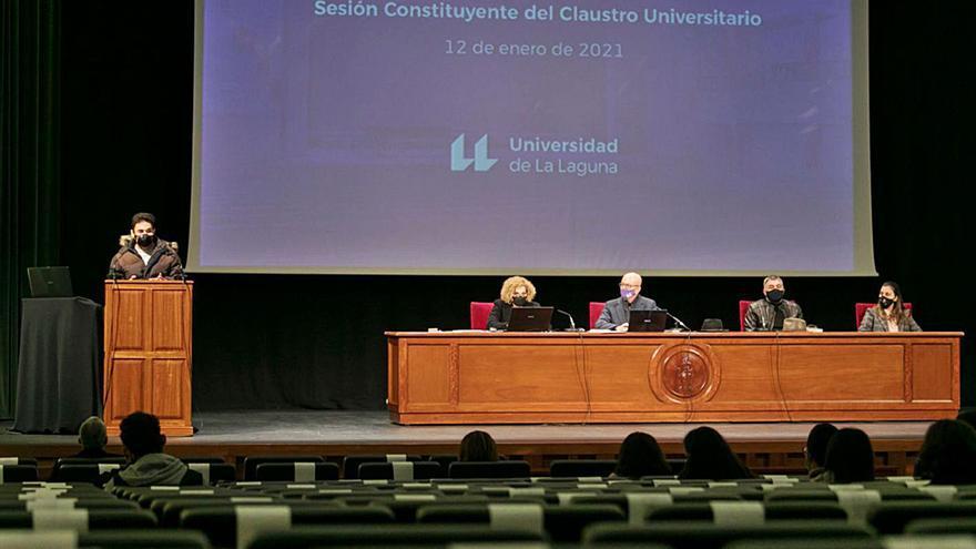 La ULL afrontará este año la reforma  de los estatutos para su modernización
