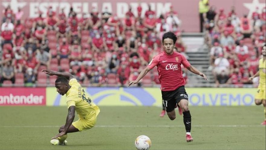 Real Mallorca holt Punkt gegen Erzfeind beim Debüt vom Ex-Schalker Matthew Hoppe
