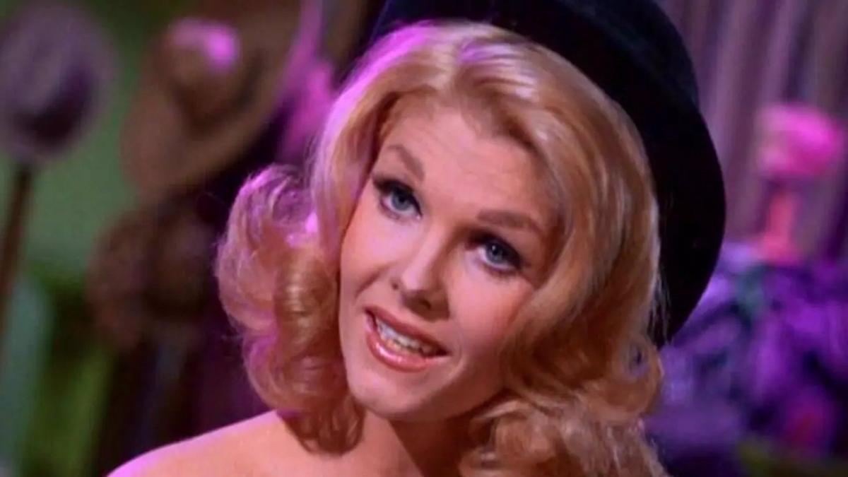 Jane Hale Coleman en la serie de 'Batman' de los 60.