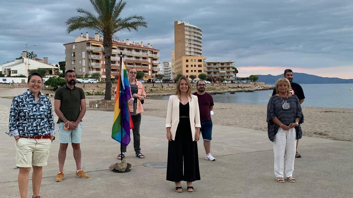 L'acte sobre oci nocturn i LGTBI l'ha organitzat ERC a l'Escala