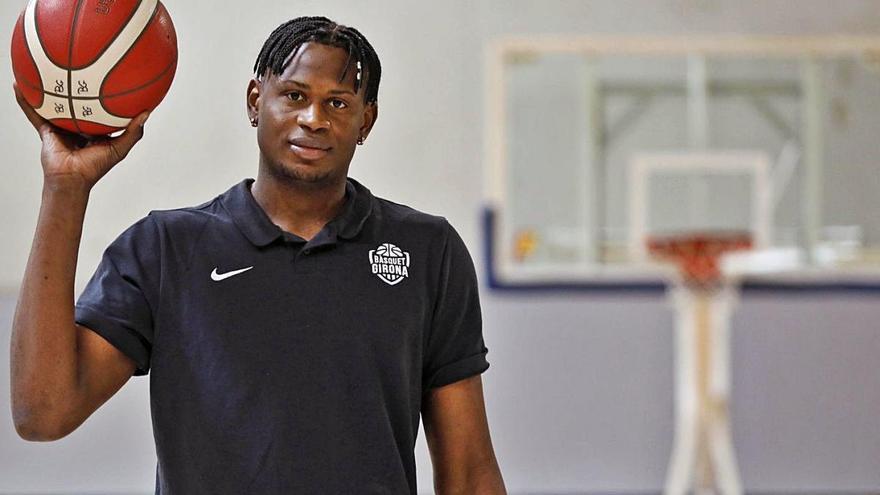 «El bàsquet m'ha salvat la vida»