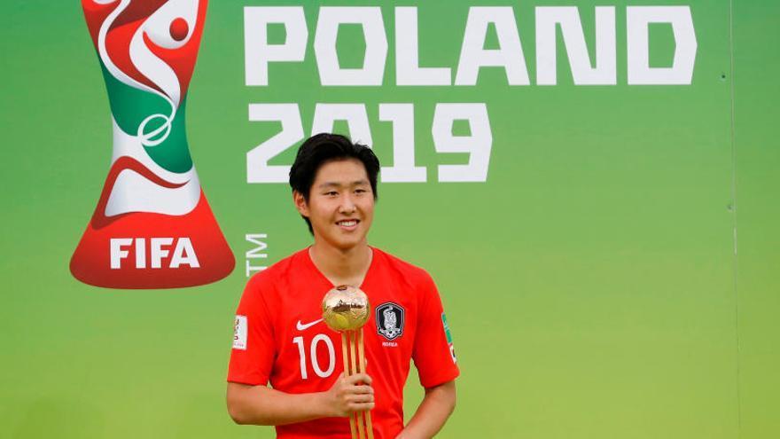 Kang In Lee, el mejor futbolista sub'20 del mundo