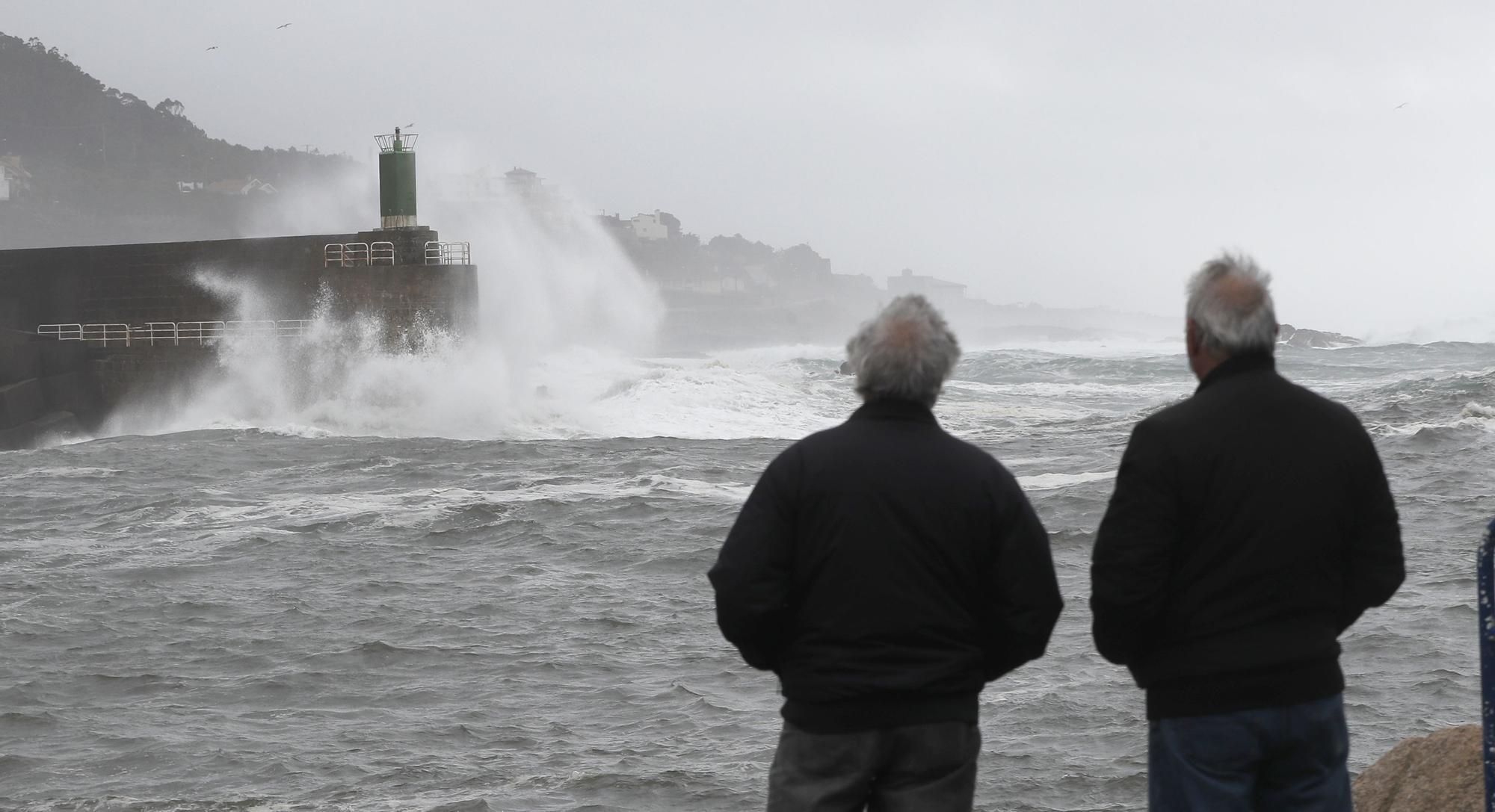 El espectáculo del viento y el mar