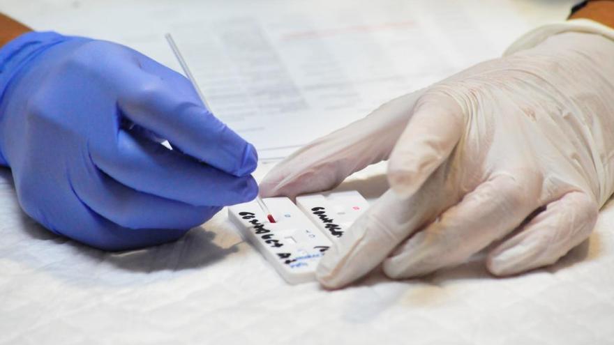 Docentes de Primaria y Secundaria se someterán a test serológicos a partir de mañana