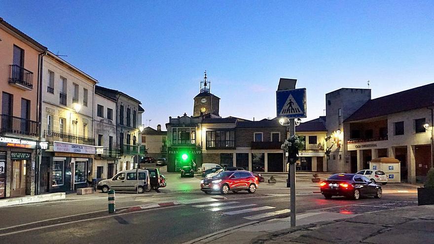 Agosto trae el fin de semana de mayor tráfico en la N-122 en Zamora