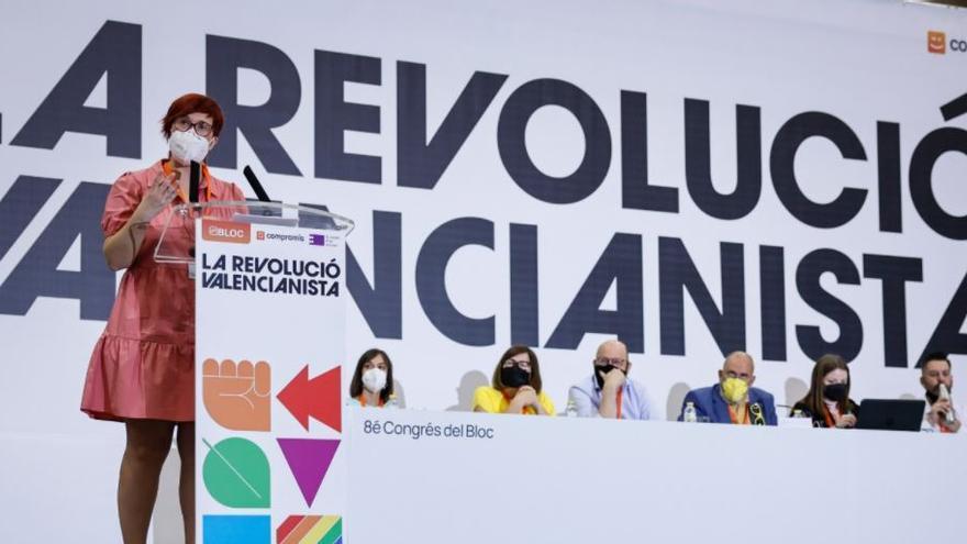 Micó logra el 77 % de apoyo a su gestión en el Bloc en el congreso que prevé el cambio de nombre y la refundación