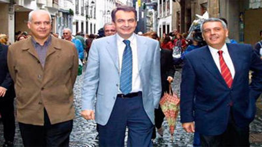 Canarias despide esta tarde al socialista Juan Carlos Alemán