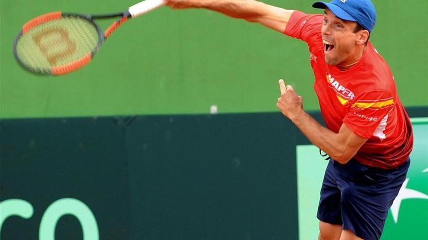 Bautista pierde su partido contra Norrie en la Copa Davis