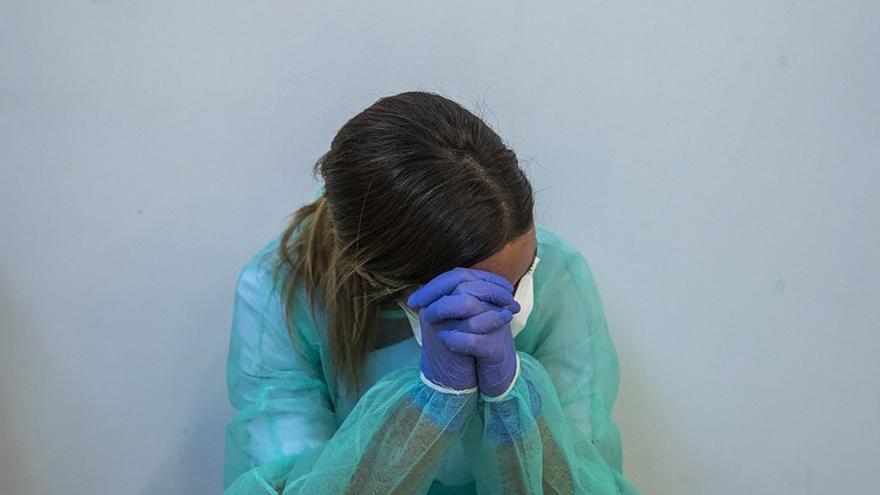 Tres de cada diez enfermeras de la Región han tenido síntomas de la covid