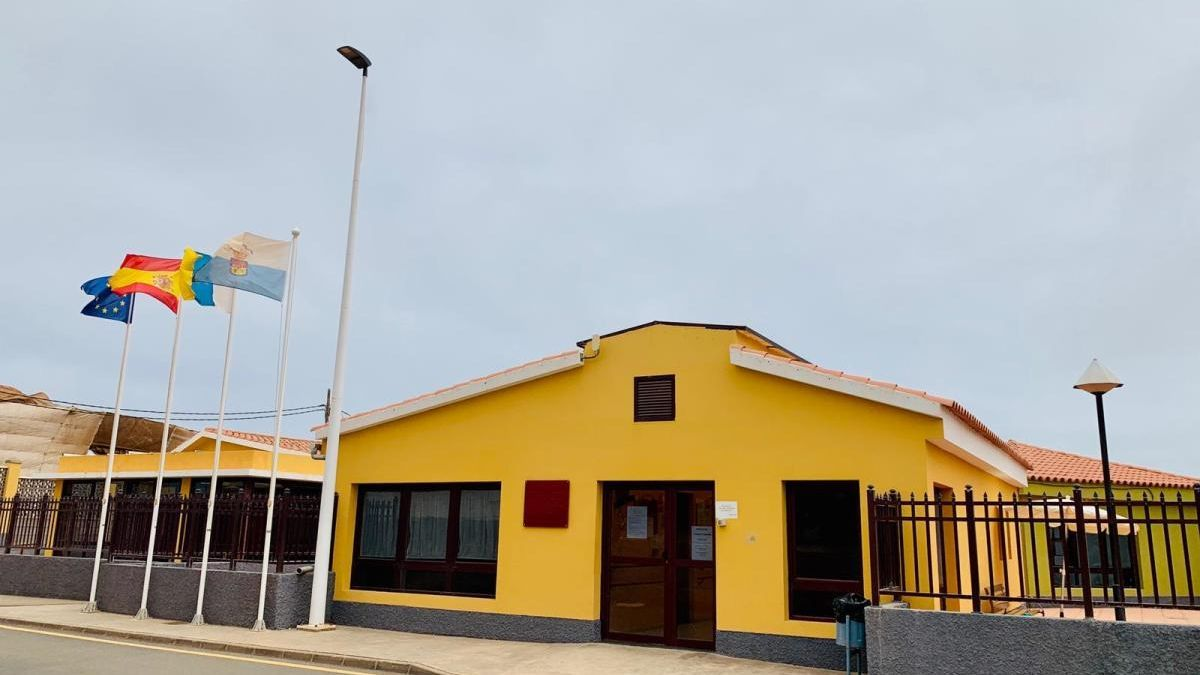 El ayuntamiento de Guía suspende cautelarmente los servicios del Centro de Día  de Mayores atendiendo las recomendaciones del Cabildo de Gran Canaria