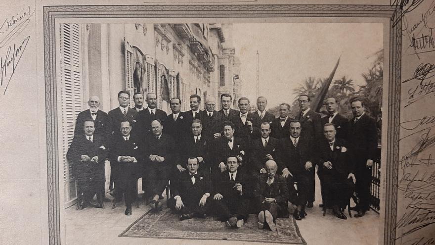 90 años de un Alicante republicano