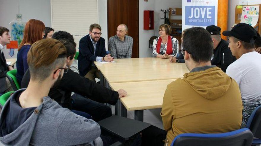 'Coaching' para jóvenes en Almassora