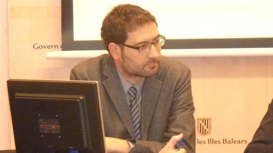 Joan Carrió será el hombre fuerte de la gestión de los fondos europeos en Balears