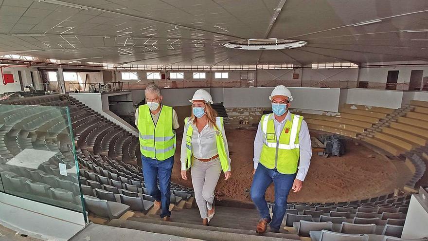 Una inversión de casi dos millones en Tías impulsa la ejecución de 15 proyectos