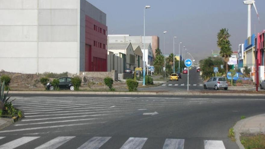 A subasta dos locales industriales que utilizó Danone en Gran Canaria