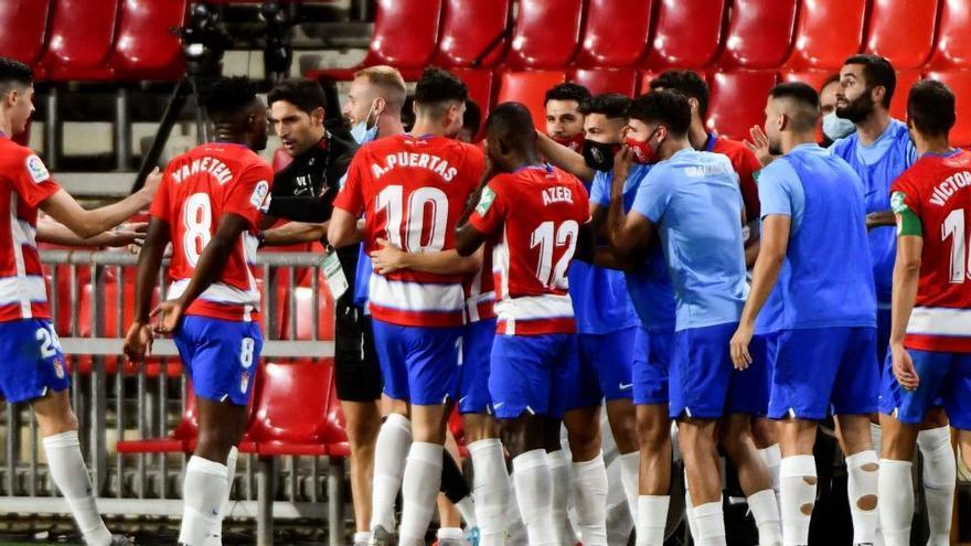 El Granada y la Real logran su pase a la Liga Europa