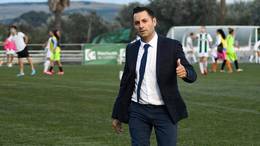 Manuel Fernández no seguirá en el Pozoalbense la próxima temporada