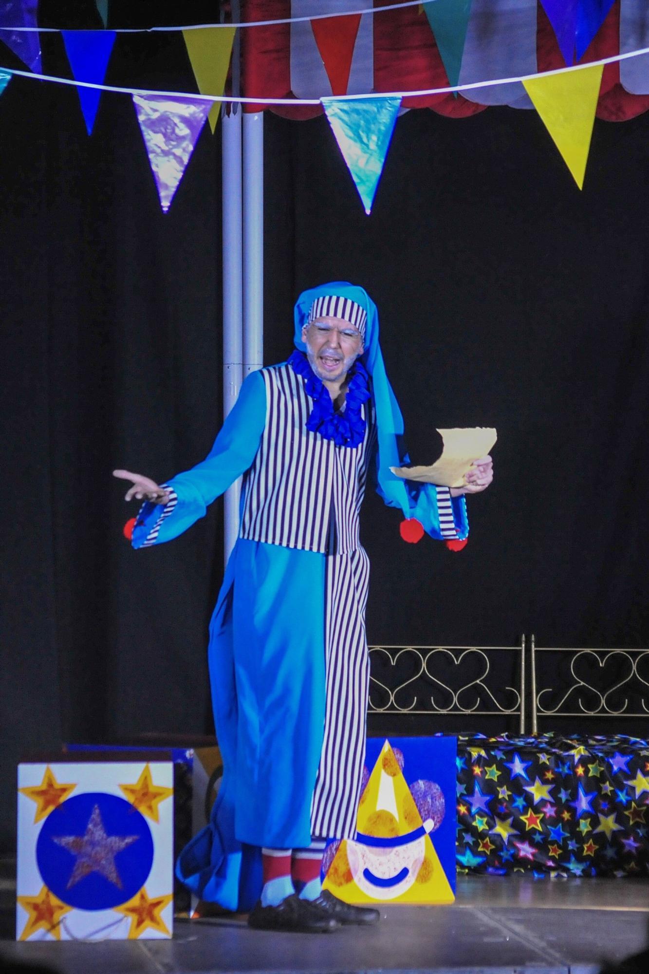 Clámide, cuarenta años de emoción a través del teatro
