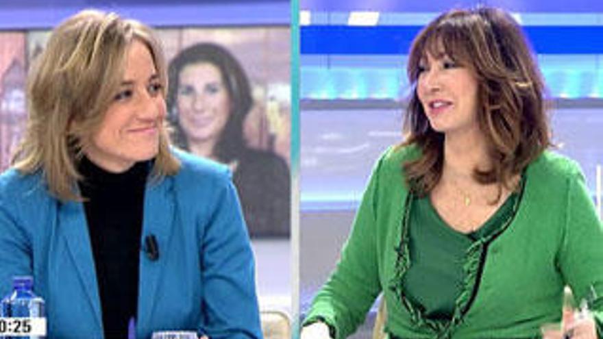 """Ana Rosa: """"Dios está dentro de cada uno de nosotros menos de Tania Sánchez"""""""