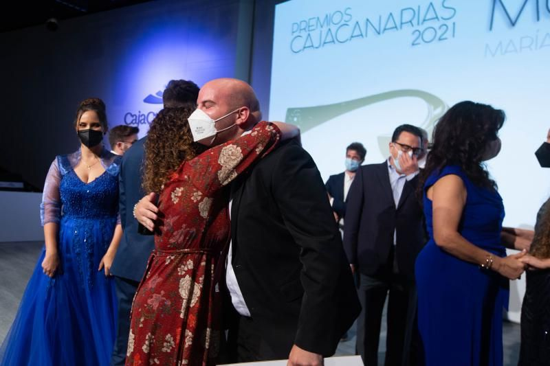 Final del premio de música de María Orán