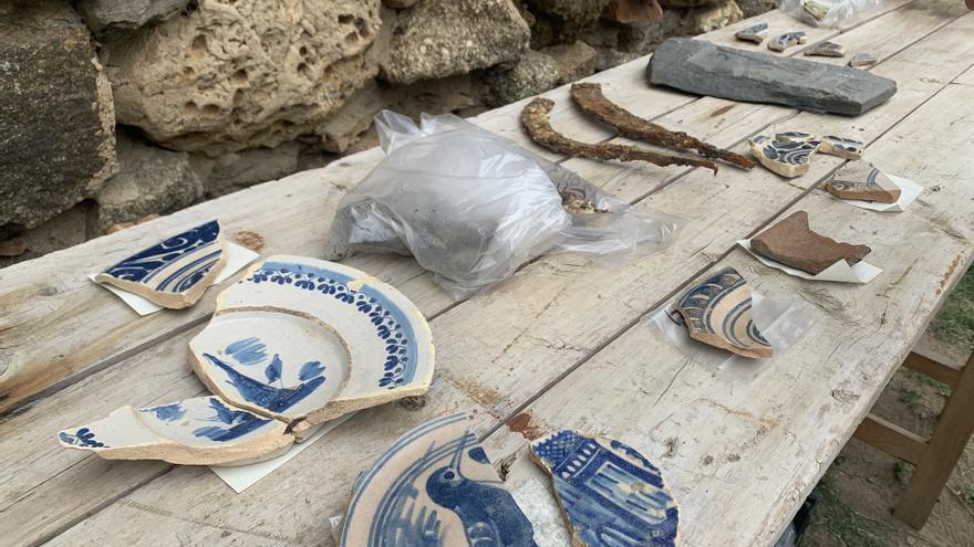 Els treballs arqueològics a la Ciutadella posen al descobert una part important de la Vila Medieval