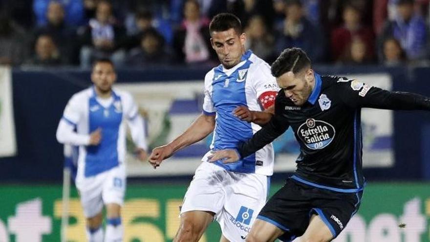 Deportivo y Leganés firman tablas sin goles