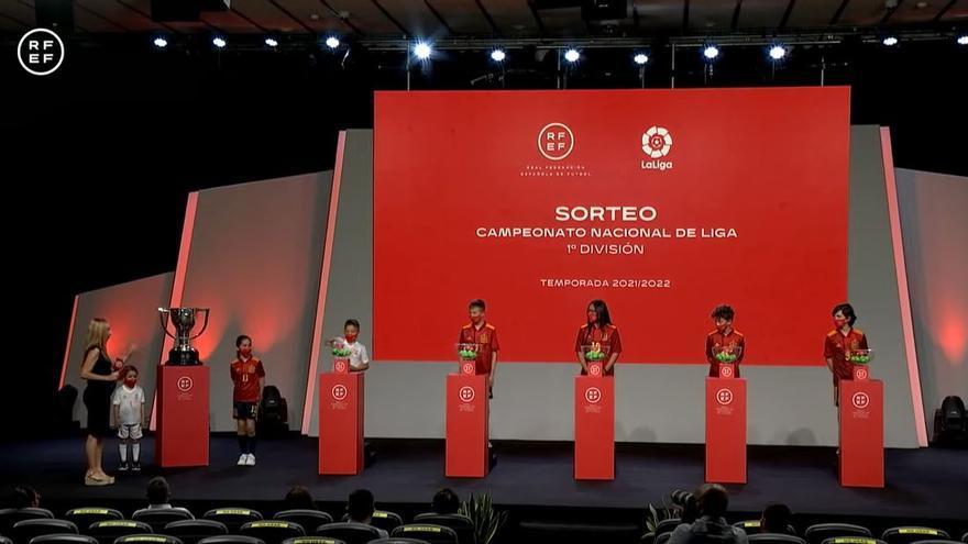 El sorteo del calendario de LaLiga Santander y LaLiga SmartBank, en directo