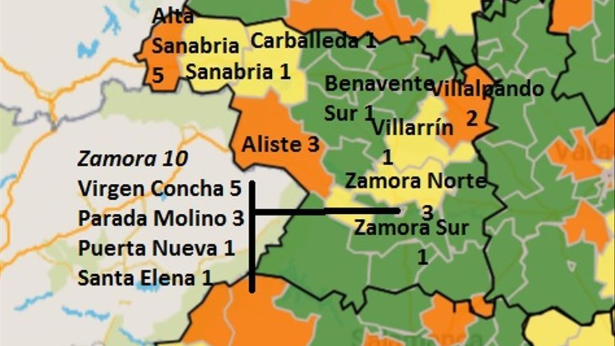 Aliste se suma a Alta Sanabria y Villalpando como zona con más riesgo por coronavirus