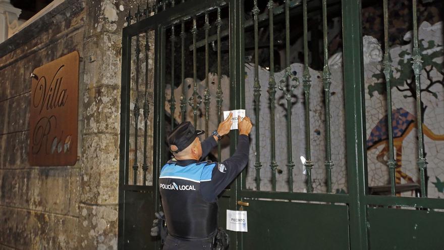 Aplazado de nuevo el juicio contra los propietarios de la discoteca Villa Rosa en Baiona