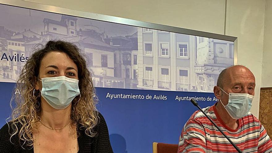 Cambia plantea reurbanizar la entrada a Avilés por la avenida de Gijón con fondos europeos
