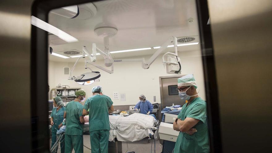 El plan para atajar las listas de espera estudia contar con hospitales privados