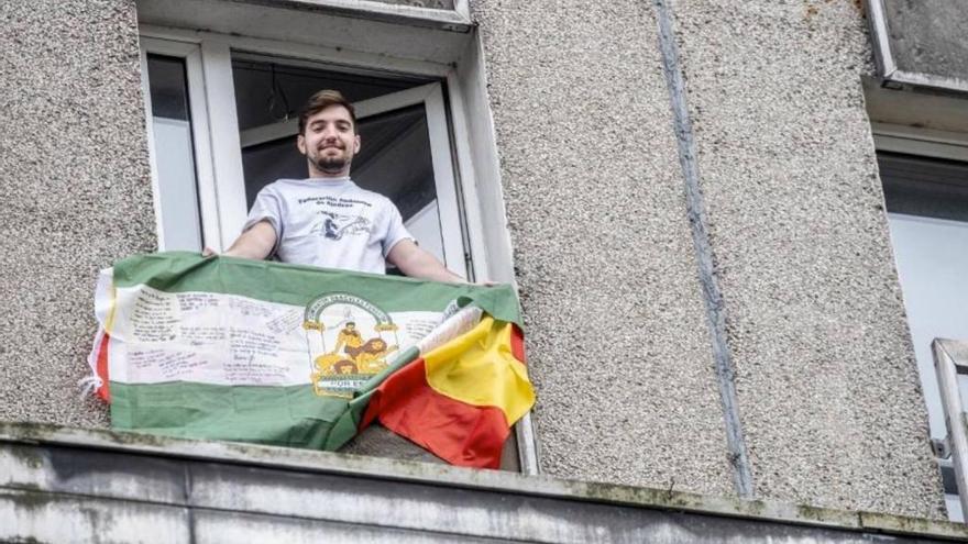 Más de 30 estudiantes andaluces atrapados en Polonia