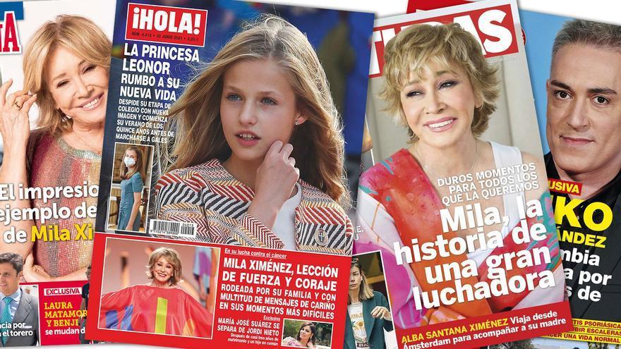 Leonor se nos hace mayor: el verano de la Princesa de Asturias antes de irse a Gales