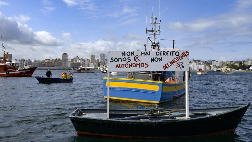 La flota pesquera pide apoyo al Gobierno ante la geolocalización que exige Bruselas