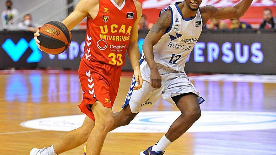 McFadden, el primero de la lista para reforzar al UCAM Murcia
