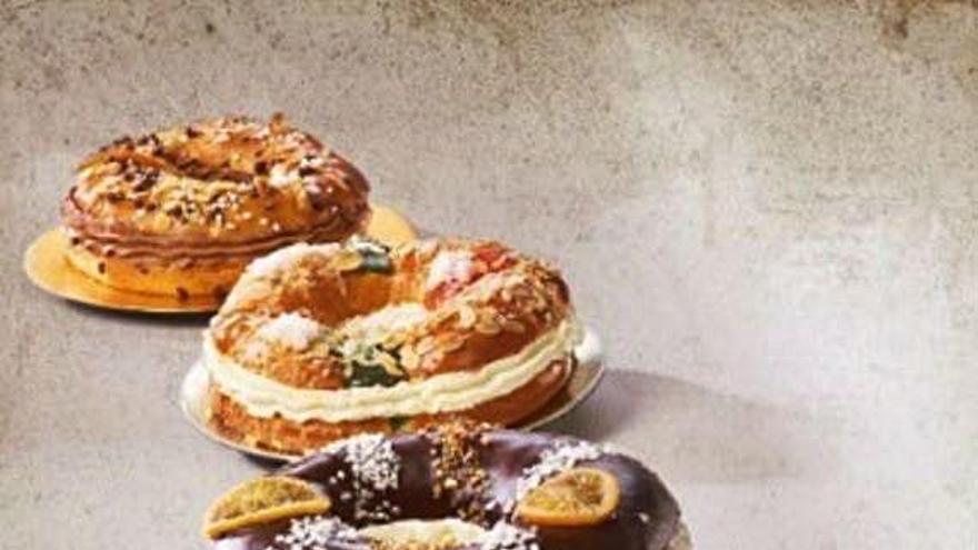Carrefour amplía en Murcia su gama de roscones