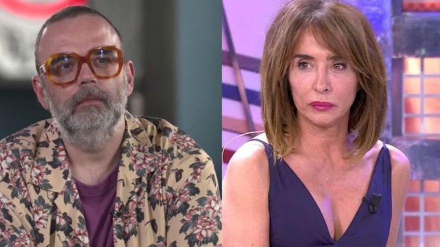 """Bob Pop critica a María Patiño por sus palabras sobre Saray Montoya: """"Condeno la estupidez"""""""