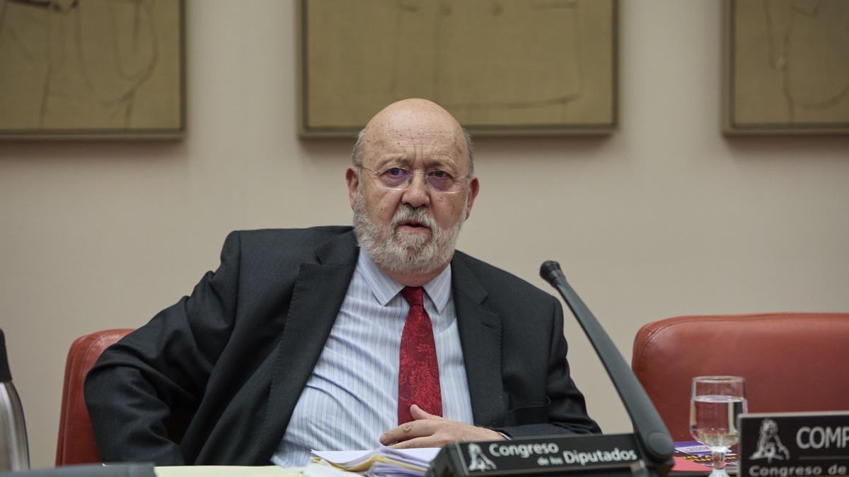 El presidente del CIS José Félix Tezanos.