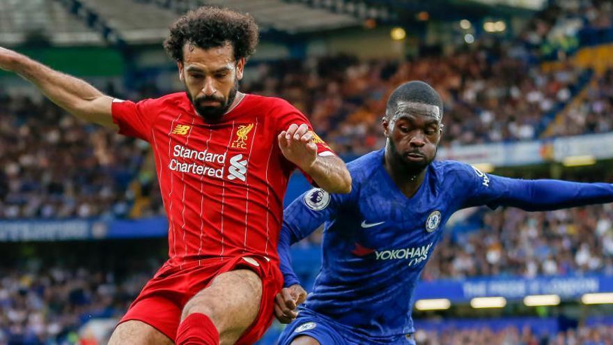 Horario y dónde ver el Chelsea - Liverpool