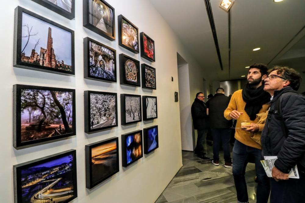 Inauguración de la nueva exposición del IVAM CADA