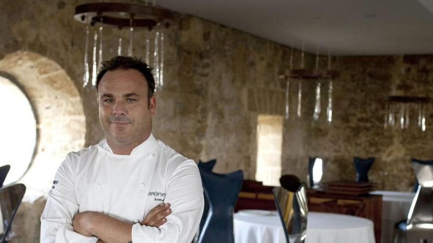 La cocina de Ángel León se estrena este viernes en 28 comedores escolares de Baleares