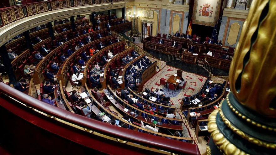 El recorte de competencias al CGPJ vuelve al pleno del Congreso