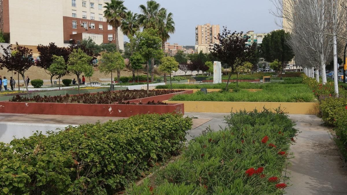 Imagen del Parque del Norte de la capital.