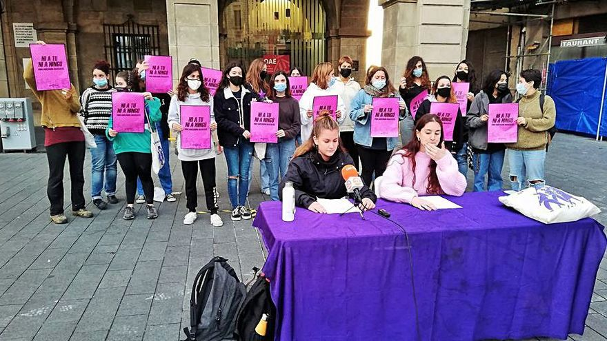 Acció Lila engega una nova campanya per combatre les agressions masclistes