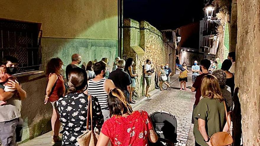 Berga fa el ple amb les visites «Berga viu l'estiu» per conèixer espais de la Patum i la crònica popular