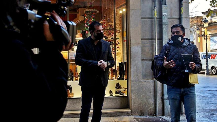 «Girona de novel·la», una ruta en podcast per redescobrir la ciutat