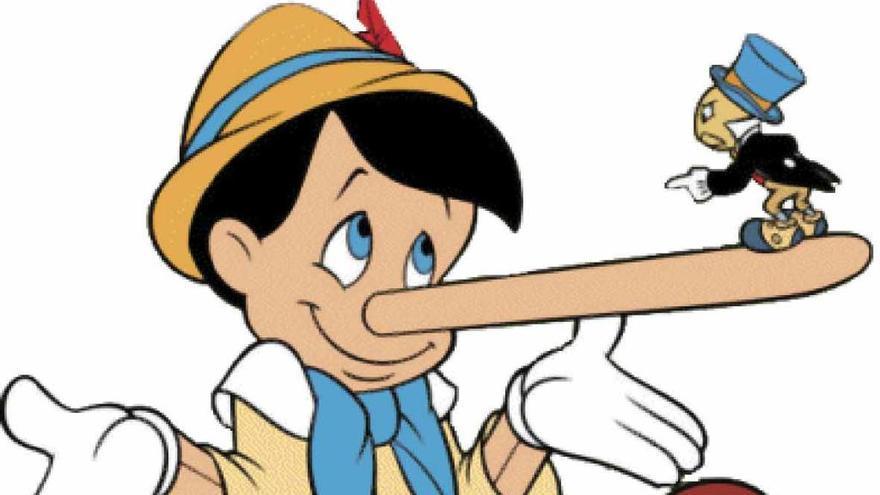 Se subasta la primera edición de Pinocho.