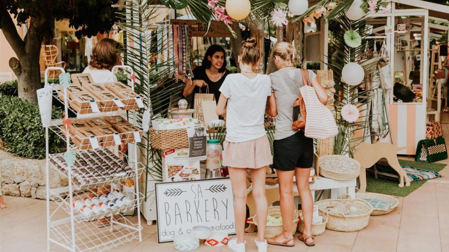 Der Sunset-Market in Puerto Portals ist zurück