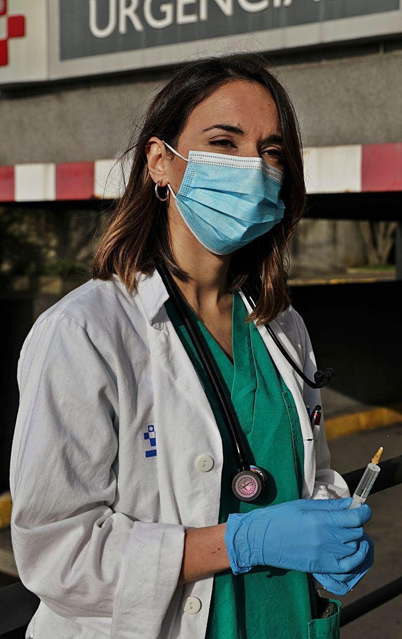 Aida Marmesat Montes | Médica de Urgencias en Cabueñes, en Gijón.