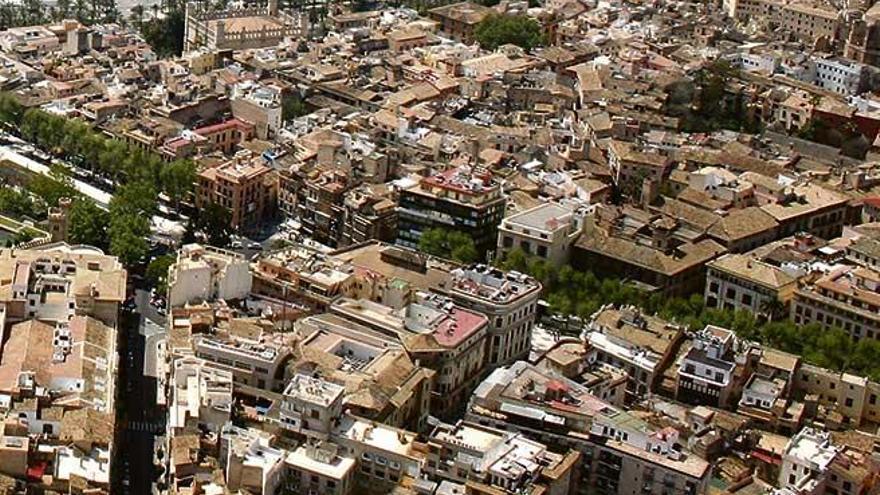 El nuevo Plan Territorial busca parar la expansión urbanística de Mallorca y en especial la de Palma